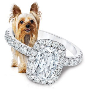 Yorki Maiden Lane Diamond Ring