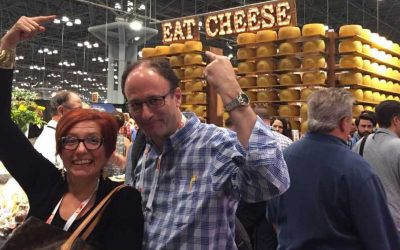 Fancy Food Show: Life in the Aisles