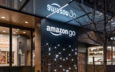 Digital Meets Brick and Mortar with Amazon Go