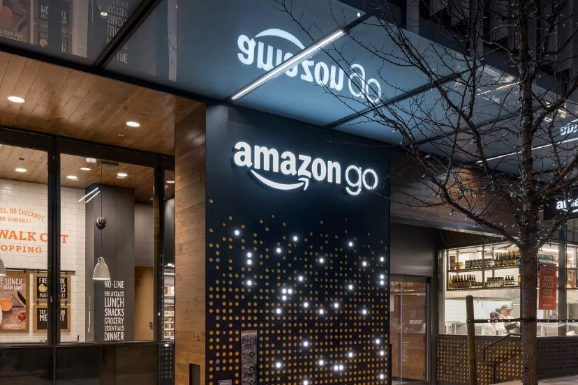 Digital Meets Brick and Mortar with Amazon Go