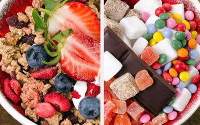 Give Me Some Sugar: Indulging in a Healthy World