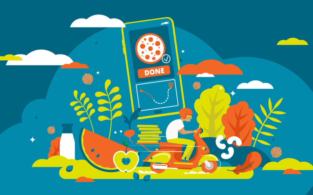 6 Food Trends Dominating the Landscape in 2021